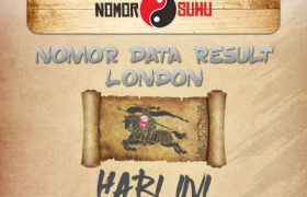 Result London Hari Ini Live Tercepat dan Akurat ( London Pools 6D )